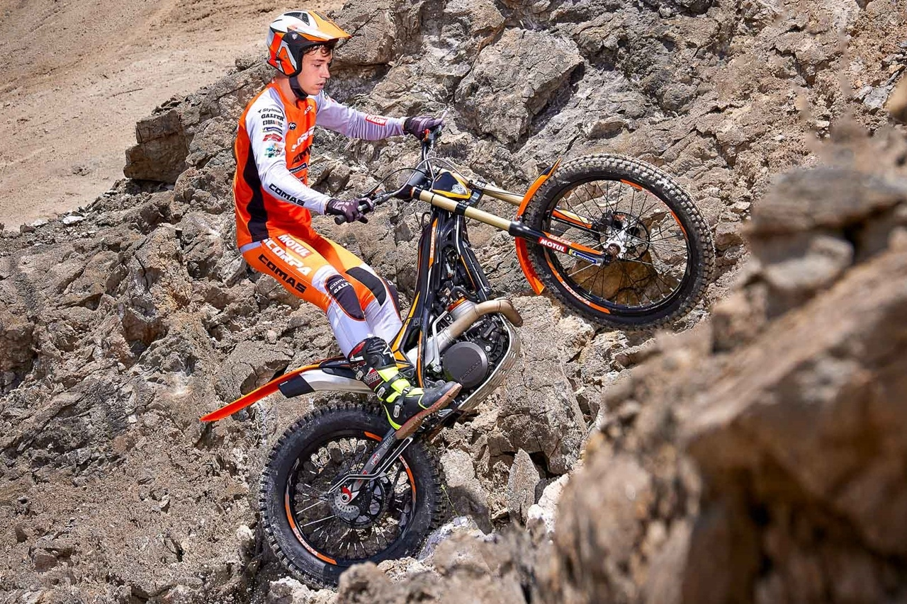 Trial motorcycles Scorpa SC Factory 2022